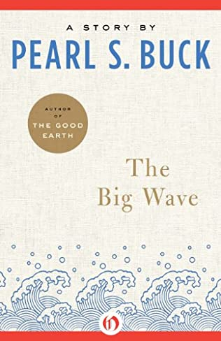 book cover of The Big Wave