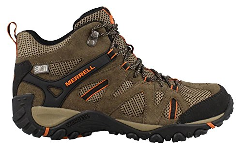 Men's Merrell, Yokota Ascender Ventilator Mid Hiking Boots