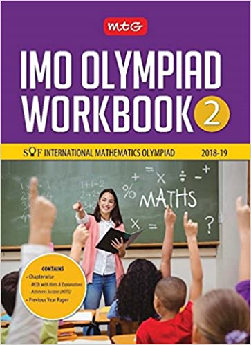 International Mathematics Olympiad Work Book (IMO) - Class 2 for 2018-19 - by Mahabir Singh