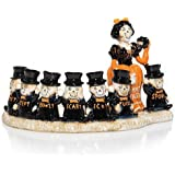 Bone White & Dwarfs Halloween Jar Candle Holder - Yankee Candle