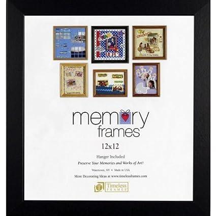 Amazon.com - Timeless Frames 12x12 Inch Anna Memory Photo Frame, 2 ...