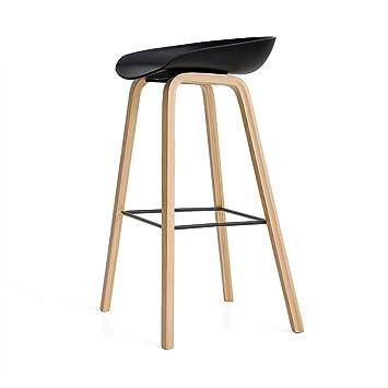 Seating Yageer Chair Simple Building Moderne Haut Bar Block Dengzi eIbHY2WED9