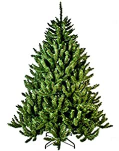 Amazon.com: 7' Noble Fir Artificial Christmas Tree ...