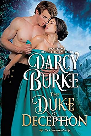 book cover of The Duke of Deception