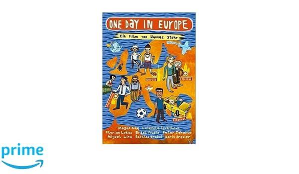 Amazon com: One Day in Europe: Luis Tosar, Ahmet Mumtaz