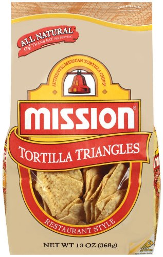 Mission Tortilla Chips, Restaurant Style, 13 oz