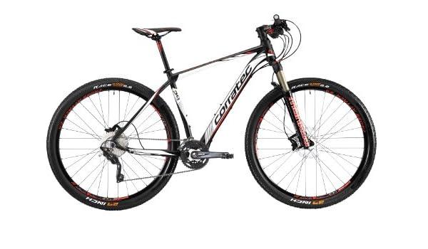 Corratec MTB X Vert 29 01 - Bicicleta de montaña para Hombre, Talla L (173-182 cm), Color Negro: Amazon.es: Deportes y aire libre