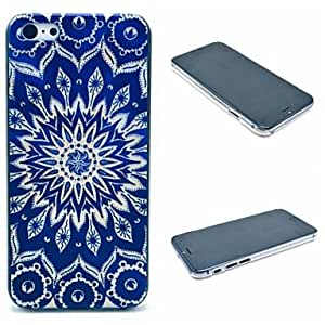 DUR Retro Sunflower Pattern Hard Cover for iPhone 6
