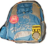 Hello Kitty Blue Backpack with mp3 speakers