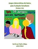 Juegos Matematicos de Dados para Cualquier Estudiante (Grados 4-12), Raul Aldape, 1479236527