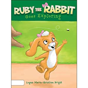 Ruby the Rabbit Goes Exploring Audiobook