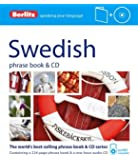 Berlitz Swedish Phrase Book and CD