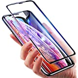 6D iPhoneX Tempered Glass, for iPhonex Screen Glass Protector, Relaxtoo Apple 10 [6D Tempered Glass] Anti-Scratch, Ultra-Clear Screen Protector Film for iPhone X
