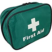 Safety First Aid Nylon Belt Pouch, Empty
