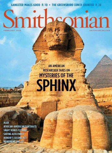Smithsonian Print Magazine Buy Online In Uae