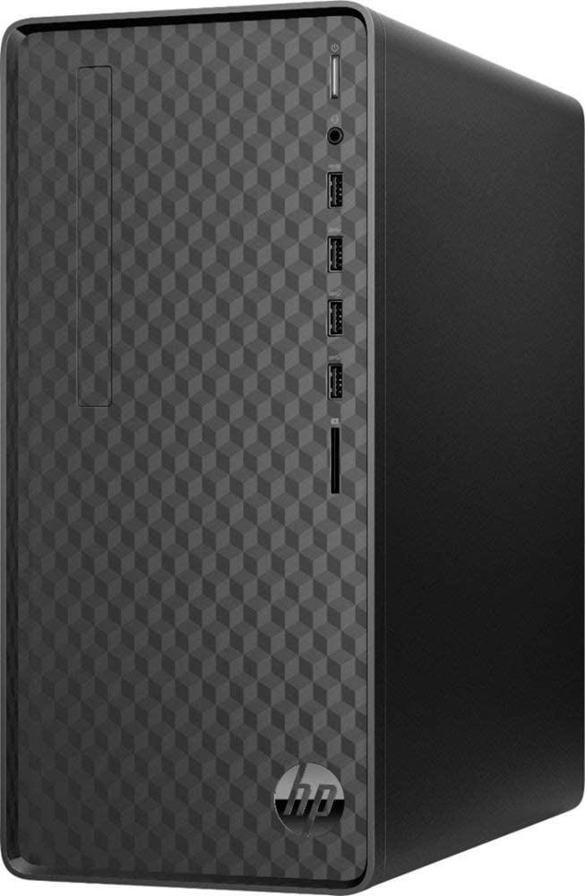 Newest HP Premium Desktop | 8th Gen Intel 6-Core i7-8700 | 16GB RAM | 512GB SSD Boot + 1TB HDD | Intel UHD Graphics 630 | WiFi | Windows 10 Home | Keyboard and Mouse & Accessories Bundle