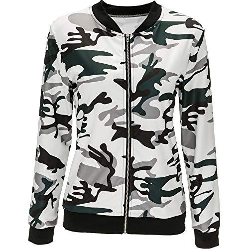 Court Manches Printemps Jeune Imprime Coat Top Jacket Fashion Manteau Smalltile Blousons Vestes Longues Femme Bomber Automne Outerwear Casual Hauts gxH6qO0