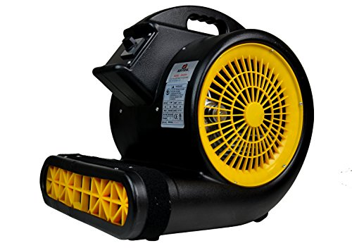 Air Foxx AM4000a Air Blower, 20.5x19x21.5, Black