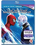 The Amazing Spider-Man 2 [Blu-ray 3D + Blu-ray] [2014]