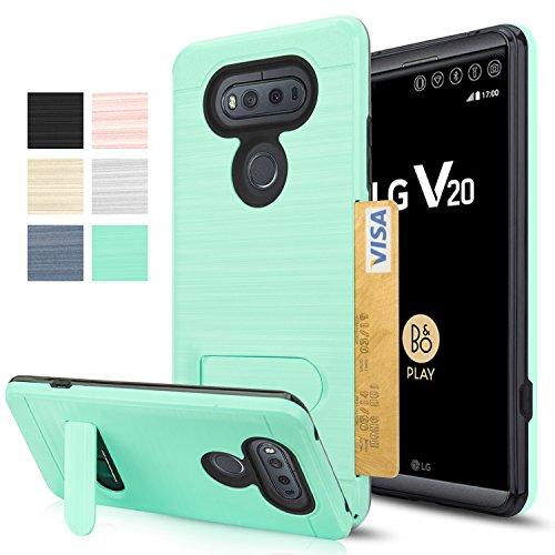 lg-v20-caseanoke-card-slots-holdernot-wallet-kickstand-hard-plastic-pc-tpu-soft-hybrid-shockproof-he