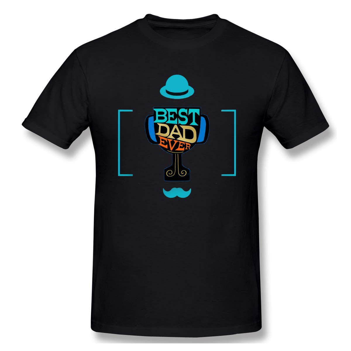 Gallagher Best Dad Ever Casual T Shirt Short Sleeve Tee For