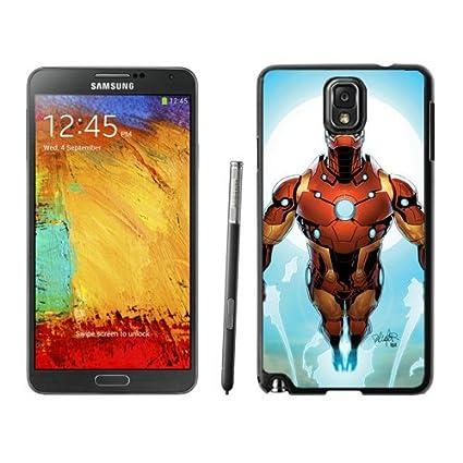 Amazon.com: Funda Iron Man de hermoso diseño personalizado ...