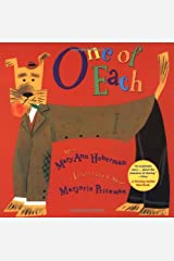 One of Each by Mary Ann Hoberman(2000-09-01) Paperback