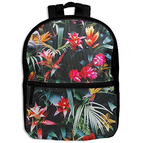 [PALM COLORFUL TUMBLR Hot Sale Child Shoulder School Bag School Backpack Satchel For Teens Boys Girls Students Black] (Movie Costumes Tumblr)