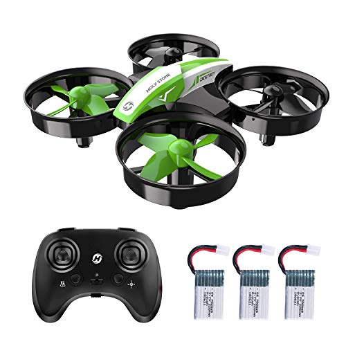 Holy Stone HS210 Kids Mini Drone for Beginners Adults, Indoor Outdoor RC Toy Quadcopter Plane for Boys Girls with Auto…