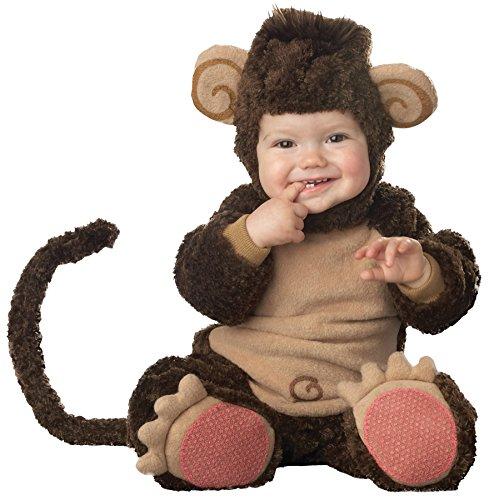 UHC Baby's Lil Monkey Lil Character Jumpsuit Infant