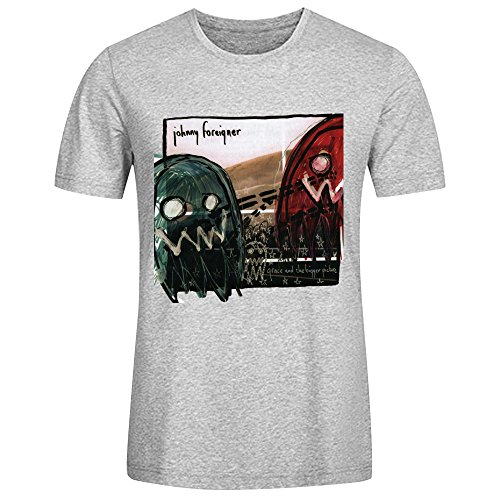 johnny-foreigner-grace-and-the-bigger-picture-men-t-shirts-grey