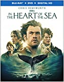 In the Heart of the Sea (Blu-ray+DVD+DIGITAL HD UltraViolet Combo Pack)