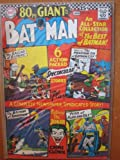 Batman #187, December 1966. 80 Page Giant #G-30