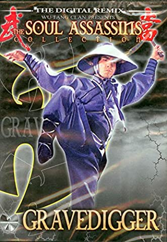 Wu-tang Clan Presents: Gravedigger (The Soul Assassin's Collection Vol.27) (Wu Tang Dvd Collections)