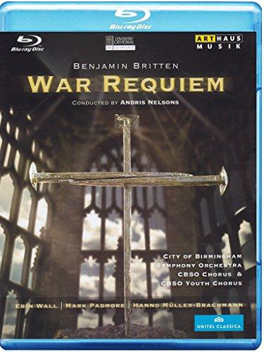 Andris Nelsons - War Requiem (Blu-ray)