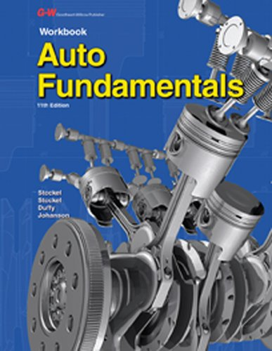Auto Fundamentals ( Workbook)