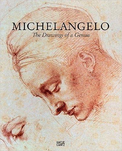 Michelangelo: Drawings of a Genius by Achim Gnann (2010-10-29)