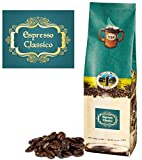 Mystic Monk Coffee: Espresso Classico Whole Bean (Dark Roast 100% Arabica) - 12 ounce bag