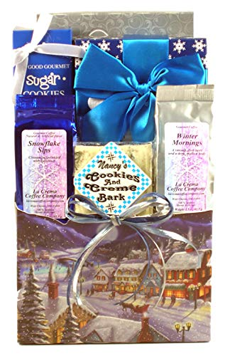 Christmas Gift Ideas For Him Amazon.Amazon Com Sleigh In The Snow Christmas Gift Basket For