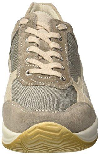 Alto Sneaker a 849162 BATA Giallo Uomo Collo UwSI55q