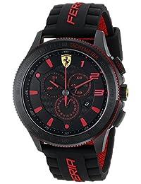 Ferrari Men's 0830138 Scuderia XX Stainless Steel Watch