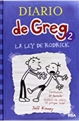 Descargar gratis Diario De Greg 2 : La Ley De Rodrick en .epub, .pdf o .mobi