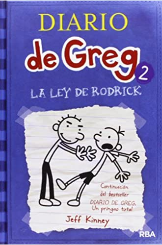Diario De Greg 2 : La Ley De Rodrick