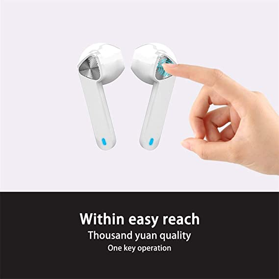 Lukame Be36 Tws Pantalla digital Auriculares estéreo inalámbricos ...