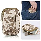 Best Army Knifes Of IPhone Cases - BIENNA Small Tactical Pouch, Mini Military Purse Organizer Review