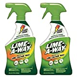 Lime-A-Way Lime Calcium Rust Cleaner, 22 Ounce (Pack of 2)