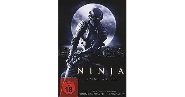 Amazon.com: Ninja-Revenge Will Rise [Import allemand]: Cine y TV