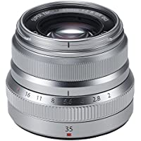 Fujinon XF35mmF2 R WR - Silver Benefits Review Image