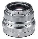 Fujifilm Fujinon Lens XF 35mm F2 R WR, Silver