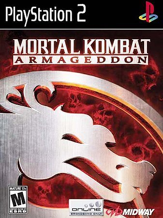MORTAL KOMBAT:ARMAGEDDON (WB)